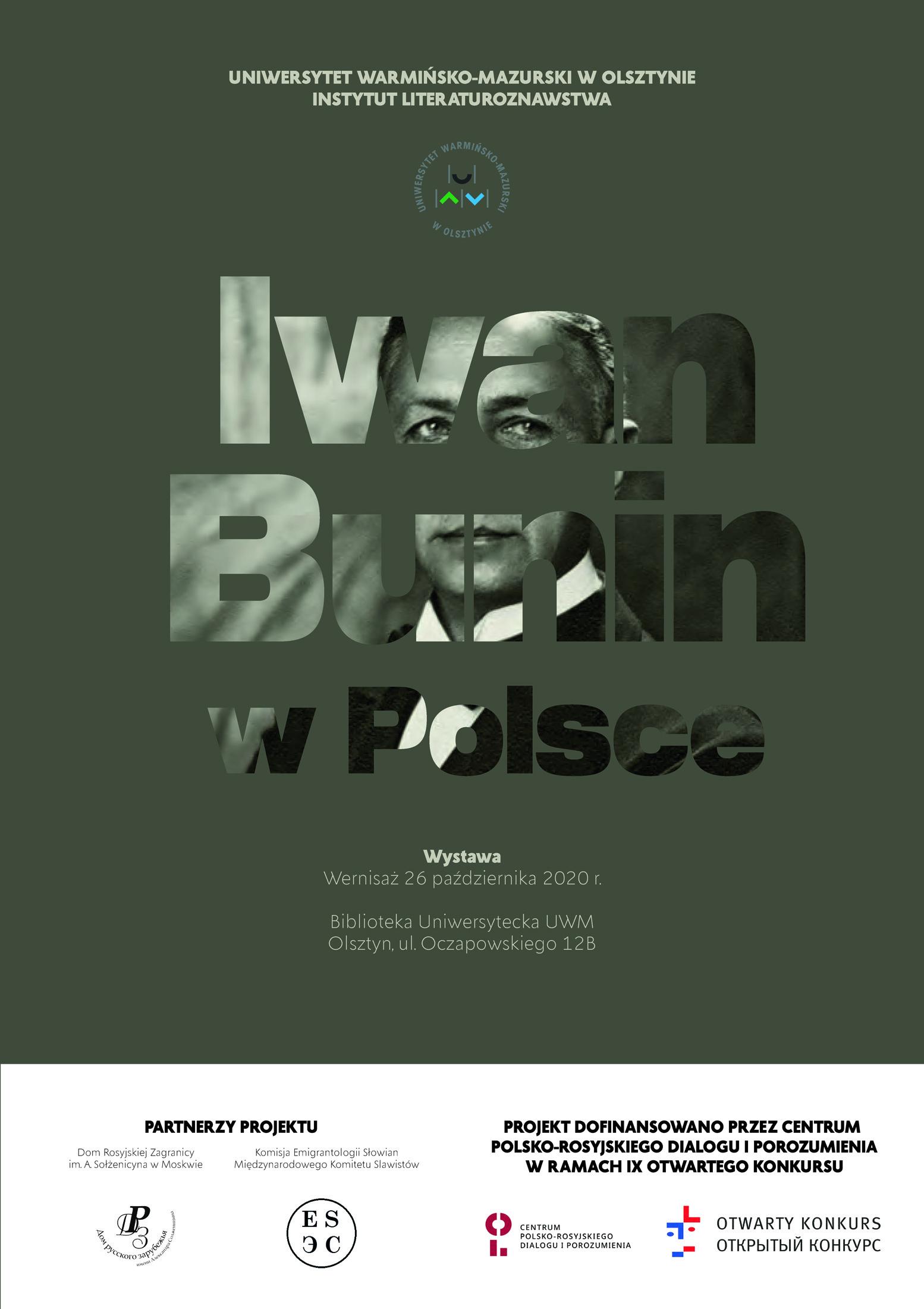 Ivan Bunin strona 1
