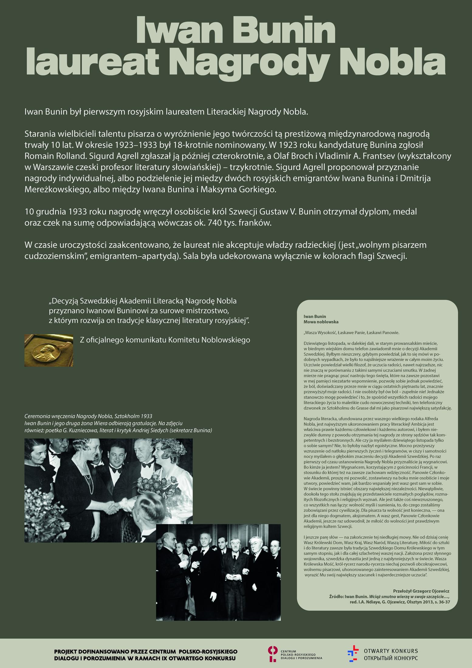 Ivan Bunin strona 3