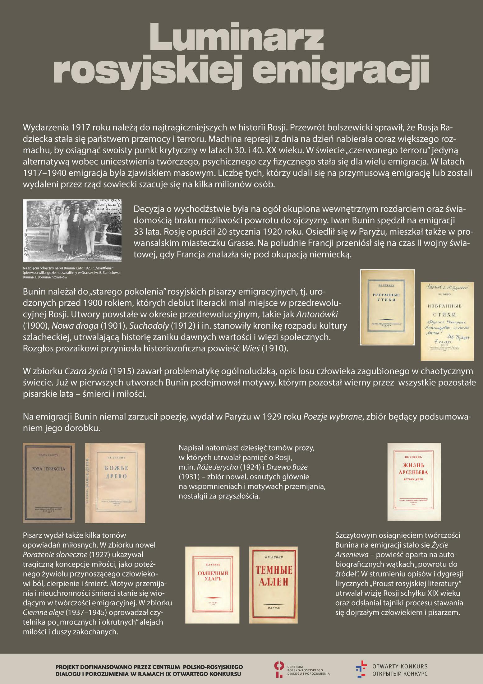 Ivan Bunin strona 9