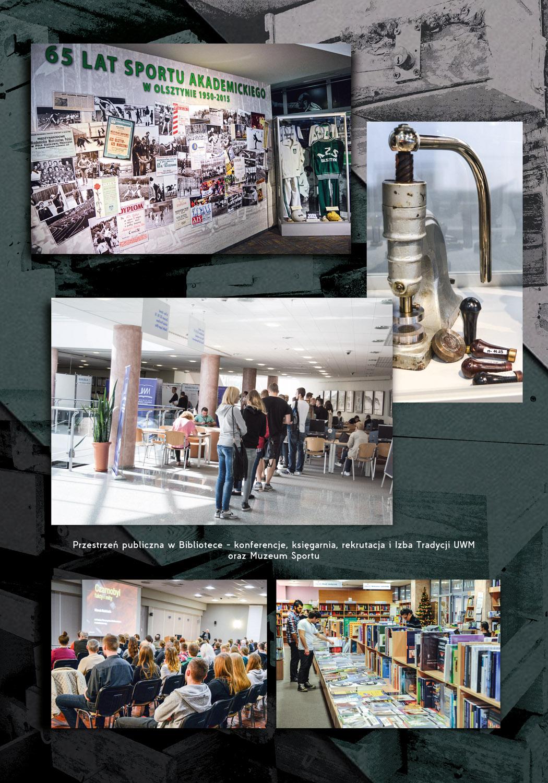 plansza 6 wystawa Ewolucja nowych przestrzeni bibliotecznych