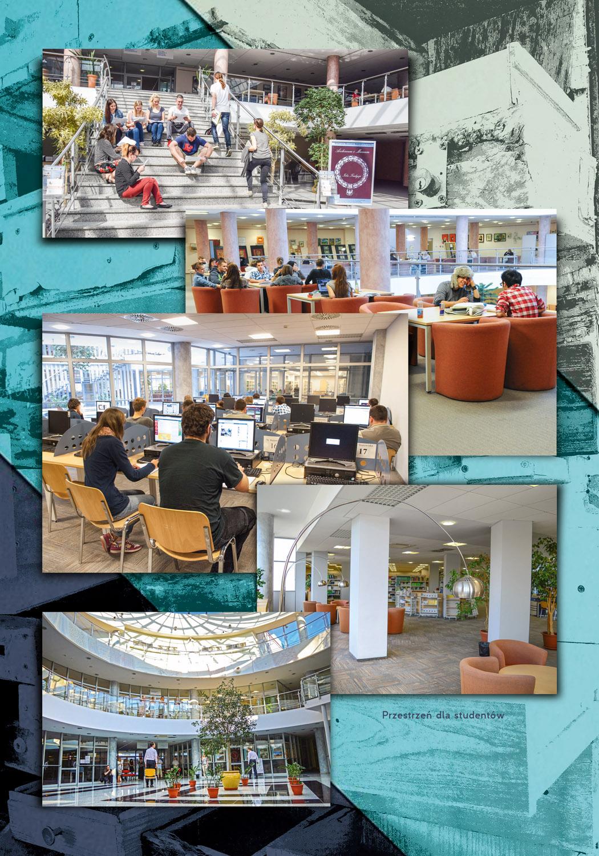 plansza 7 wystawa Ewolucja nowych przestrzeni bibliotecznych