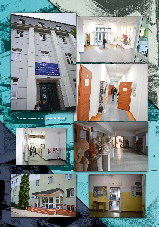 plansza 10 wystawa Ewolucja nowych przestrzeni bibliotecznych