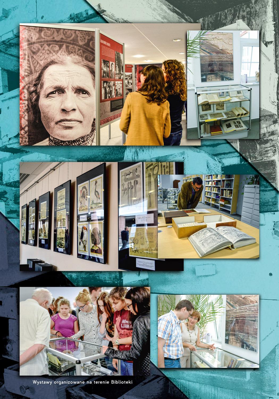 plansza 11 wystawa Ewolucja nowych przestrzeni bibliotecznych